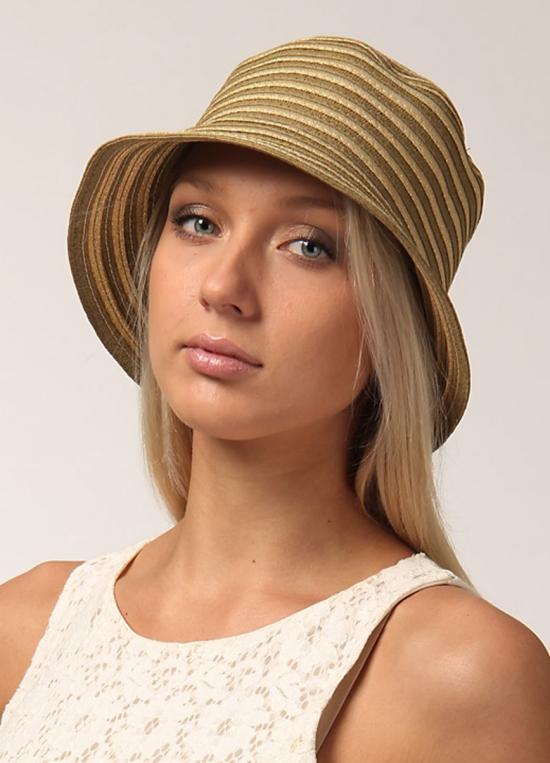 chapeau femme simple et sympa