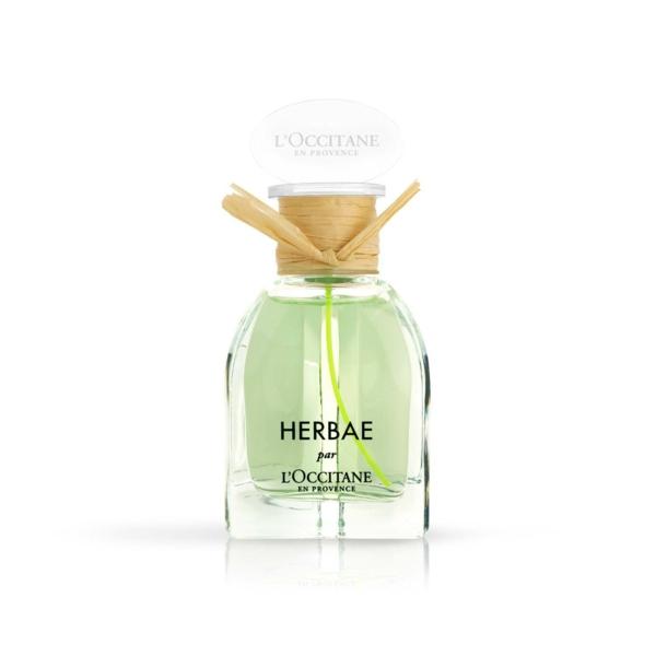 choisir un parfum pour femme parfum herbae de l'occitane