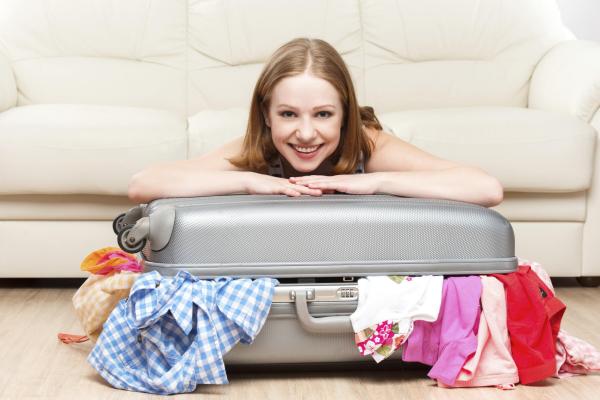 comment bien préparer sa valise ne pas exagérer