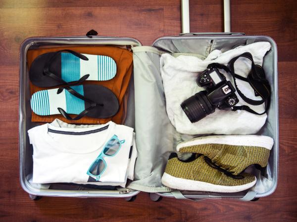 comment bien préparer sa valise peu de bagages