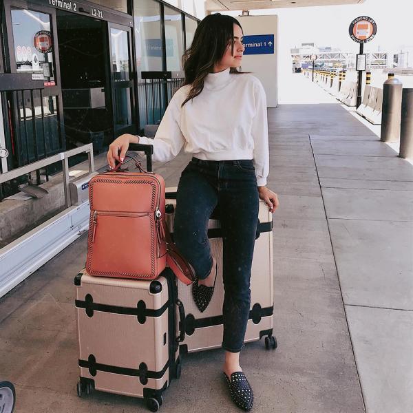 comment bien préparer sa valise trop de valises