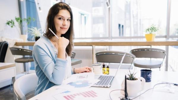 comment gérer le stress un sourire au bureau
