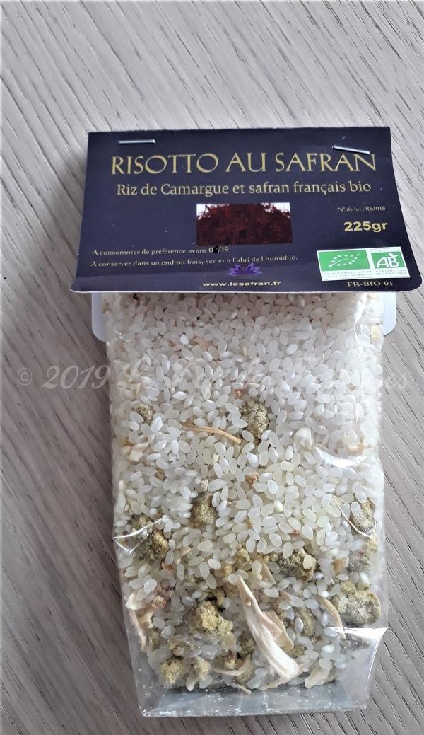 culture safran riz et safran