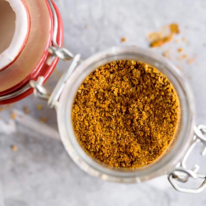 curry en poudre marinade pour viande rouge