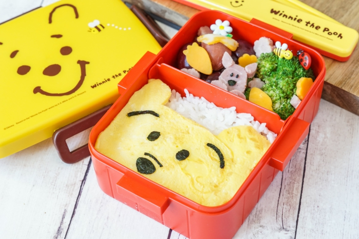 idée boîte bento pour votre enfant