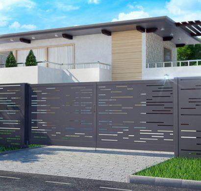 Brise-vue jardin : 5 raisons pour choisir une clôture en aluminium