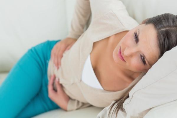 infection gastro-intestinale crampes à l'estomac