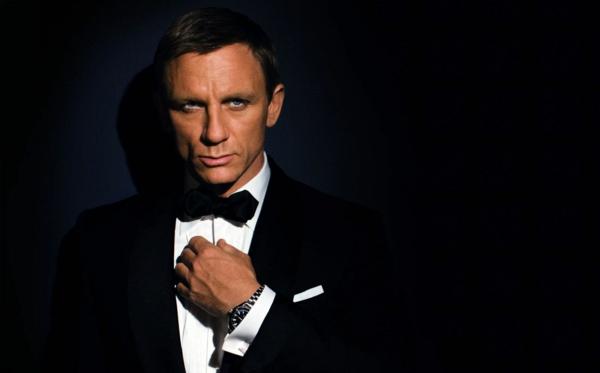 james bond agent 007 daniel craig
