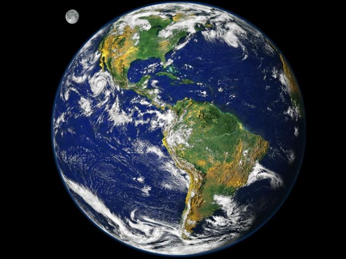 jour du dépassement planète Terre