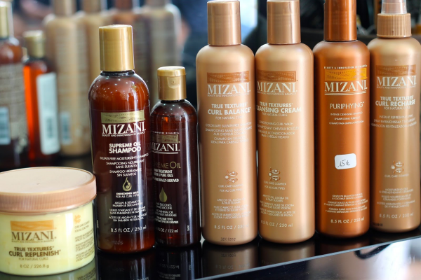 les cheveux frisés top 5 des produits