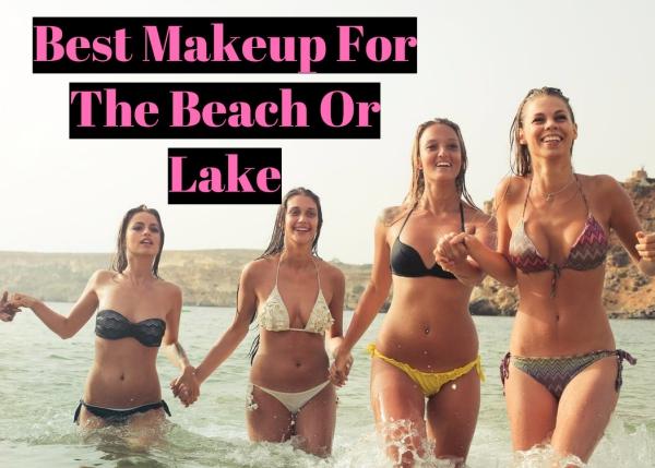 maquillage à la plage beaux jours