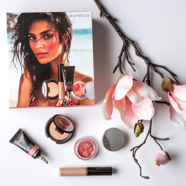 maquillage à la plage de bonne marque
