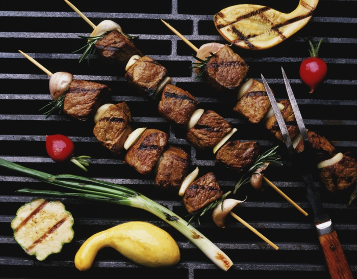 marinade pour viande rouge brochettes
