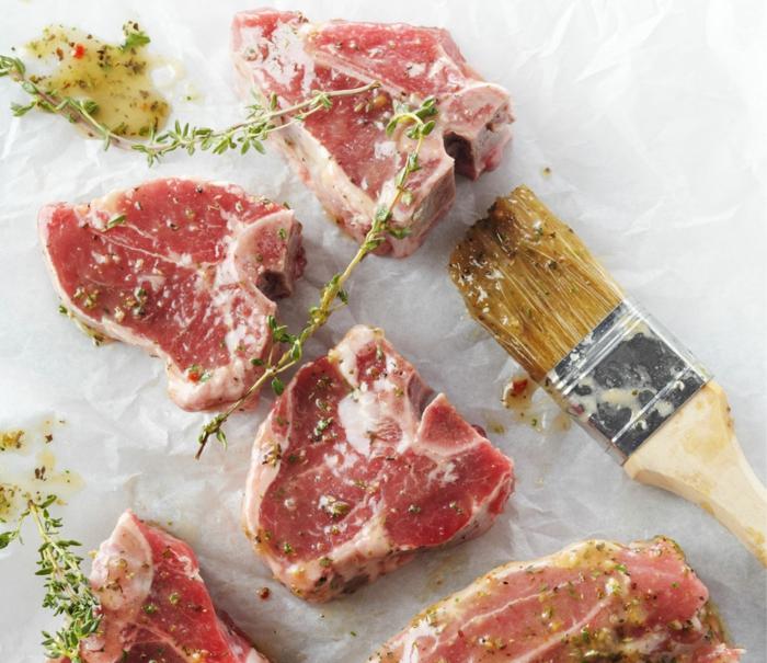 marinade pour viande rouge recette facile