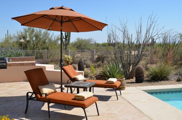 modèle de chaise longue d'extérieur bain de soleil en métal