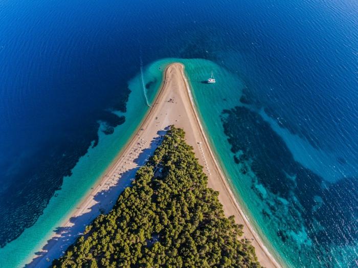 plage-croatie-voyage-2019