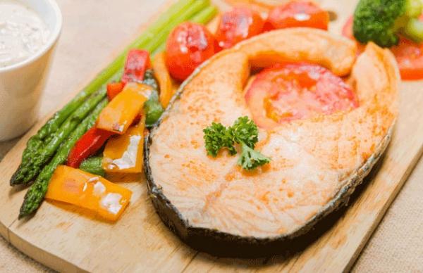 quel aliment pour déboucher les artères pavé de saumon