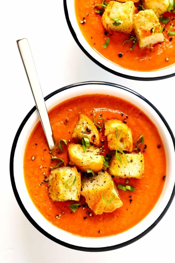 recette gaspacho végétarienne