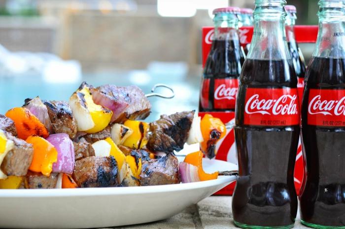 recette marinade pour viande rouge au coca-cola
