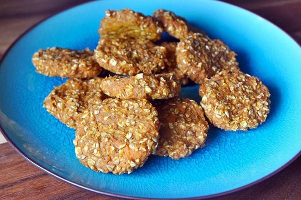 recettes délicieuses avec de la patate douce biscuits sans gluten