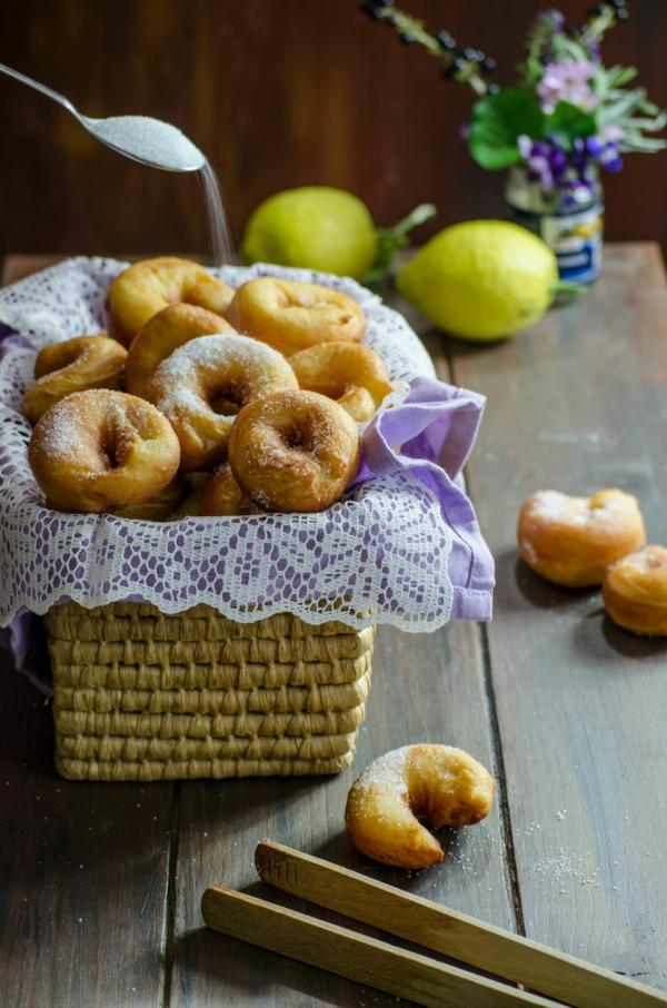 recettes délicieuses avec de la patate douce doughnuts de patate douce