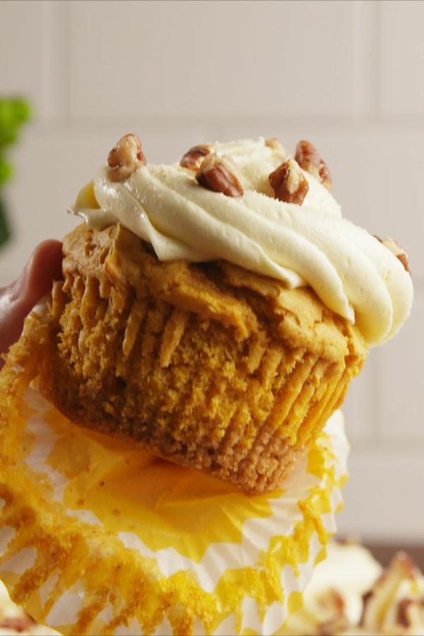 recettes délicieuses avec de la patate douce muffins