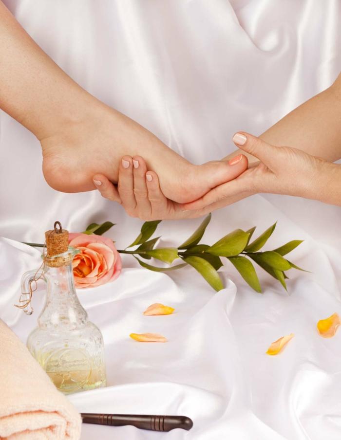 soins pour les pieds avoir de belles jambes