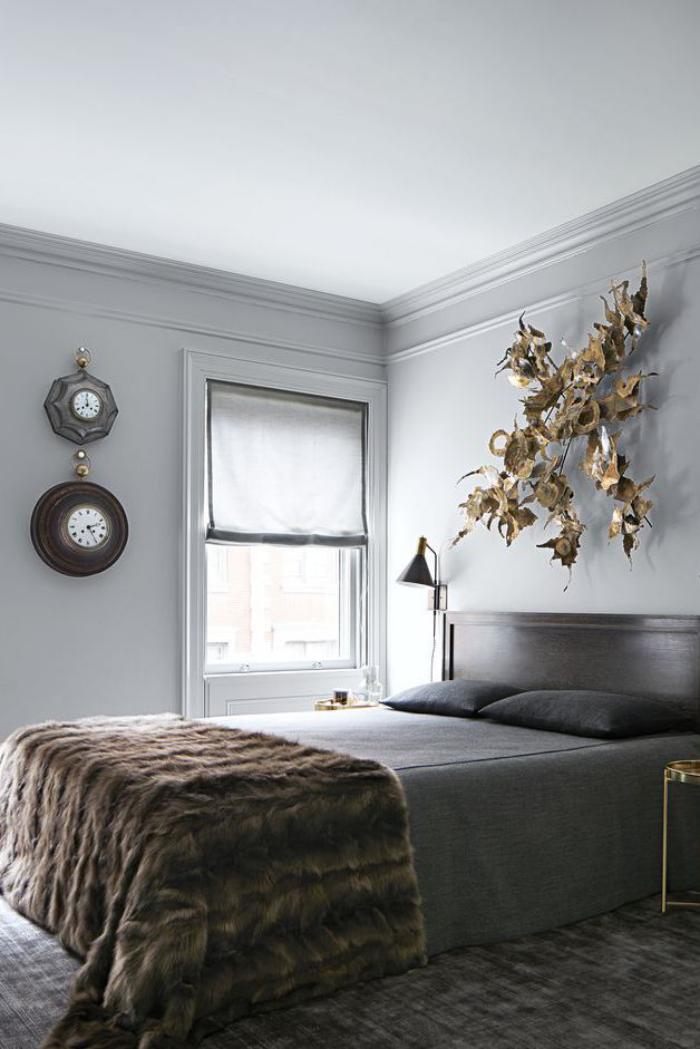 tendance chambre à coucher 2019 élégance moderne