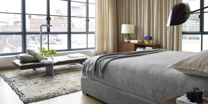 tendance chambre à coucher 2019 appartement moderne