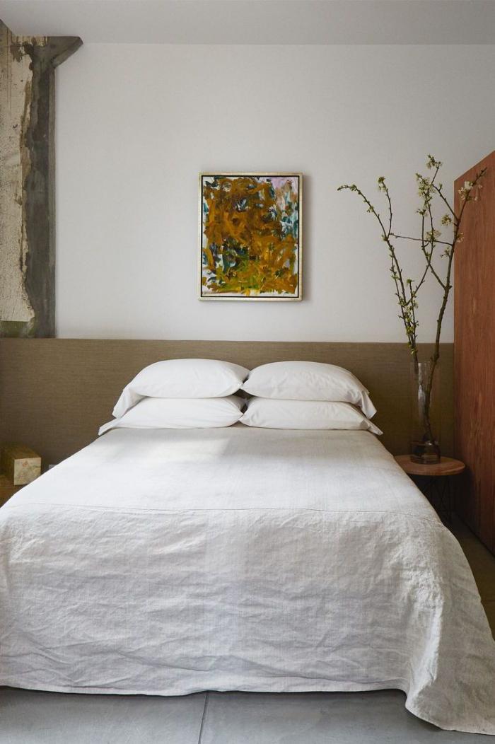 tendance chambre à coucher 2019 zen moderne