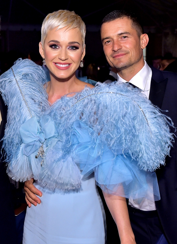 Katy Perry avec son bien-aimé