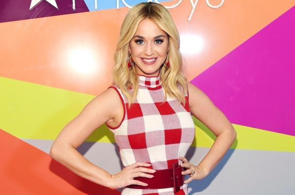 Katy Perry belle et triomphante