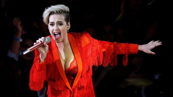 Katy Perry sur scène