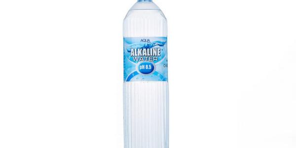 alcaliniser l'eau avec pH 8,5