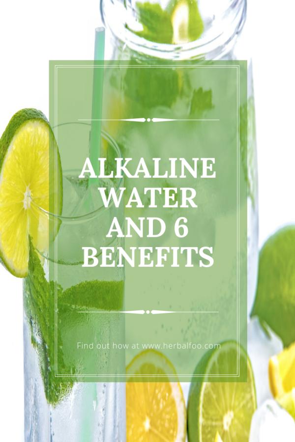 alcaliniser l'eau bienfaits de l'eau