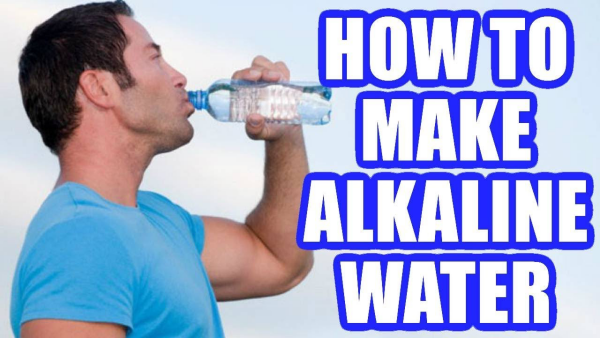 alcaliniser l'eau comment faire