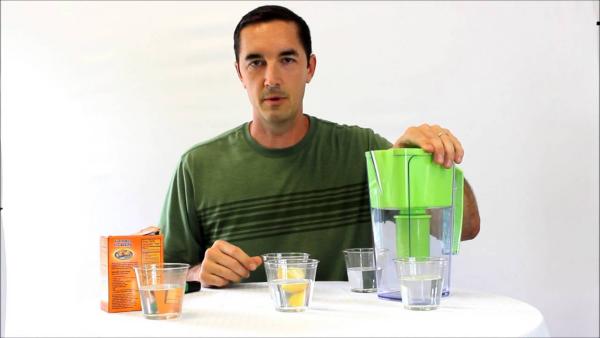 alcaliniser l'eau filtration de l'eau