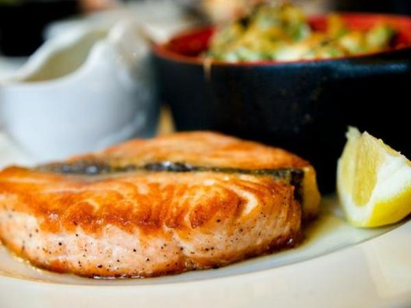 aliments poisson délicieux