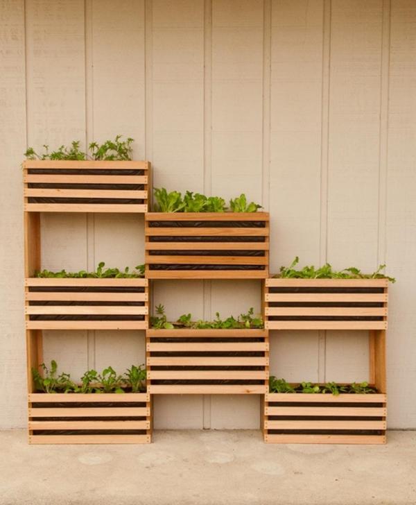 aménagement jardin paysager jardin vertical