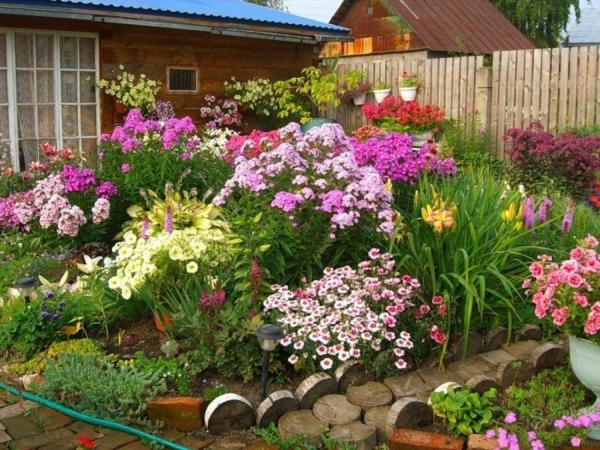 aménagement jardin paysager petits chemins