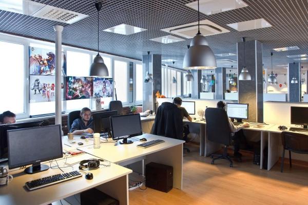 arrangement bureau assez d'espace