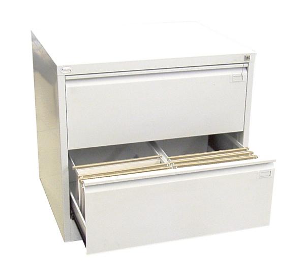 arrangement bureau casier pour les dossiers