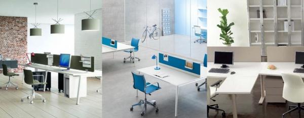 arrangement bureau chaises ergonomiques