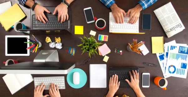 arrangement bureau petit espace