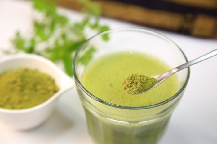 bienfaits du moringa dans un fresh