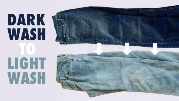 comment laver les jeans correctement laver séparément