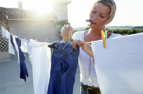 comment laver les jeans correctement retourner les jeans