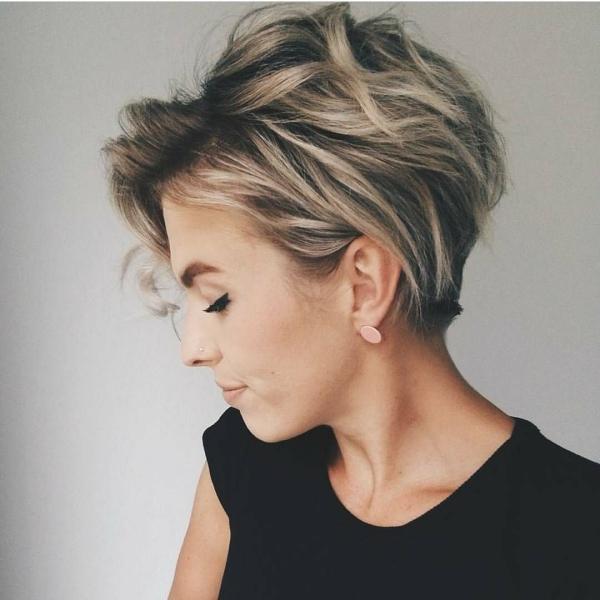 coupe cheveux femme 2019 coiffure pixie