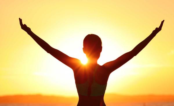 la vitamine D au soleil
