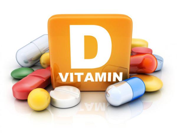 la vitamine D pour les bébés